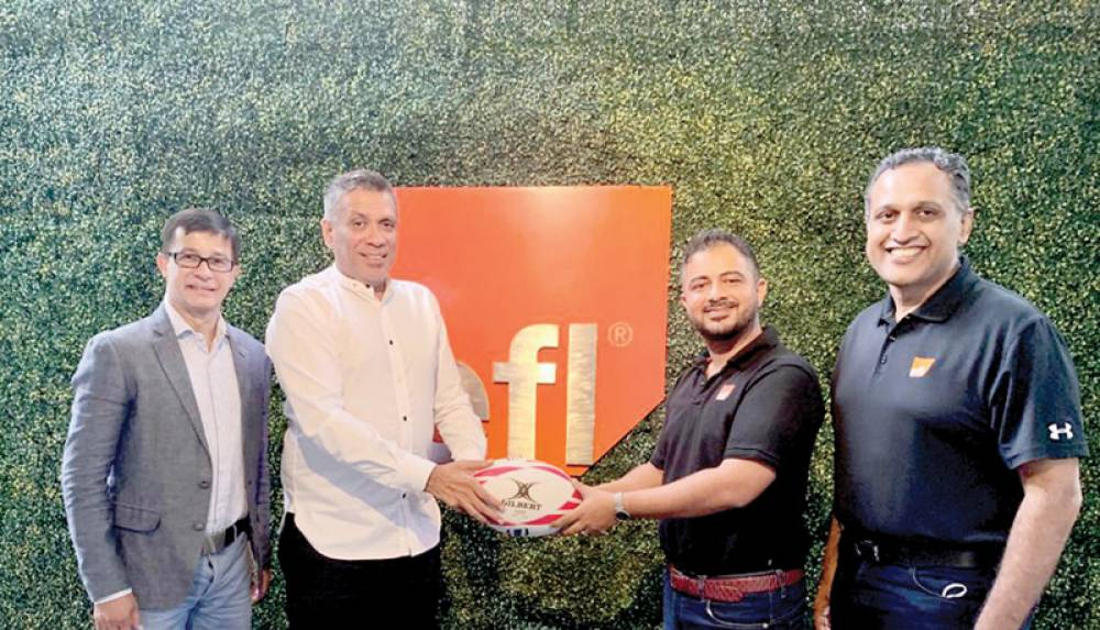 EFL Extends Support to SL Rugby